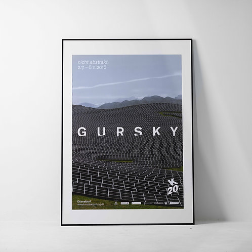 a-8s | Art Poster / Andreas Gursky
