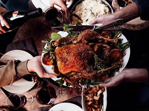 Great Taste Award Winning Slowly Grown Turkeys. Starting from...