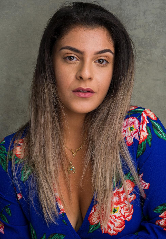 SARAH GHAVABESH - ACTOR/SINGER