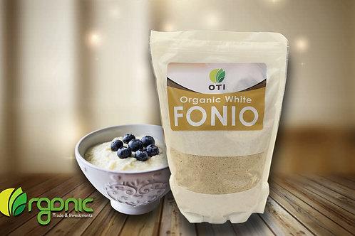 OTI Precooked Organic White Fonio (25kg)