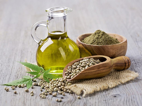 Natural Hemp Seeds Oil from Ghana (25 Liters)