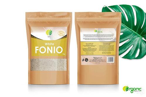 100% Gluten-Free OTI Organic White Fonio (100kg)