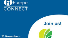 ORGANIC TRADE & INVESTMENTS TO TAKE PART IN THE 2020 FOOD INGREDIENTS (FI) EUROPE CONNECT