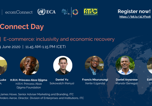 Upcoming Event: eCommerce, Economic Recovery and AfCFTA Virtual Conference