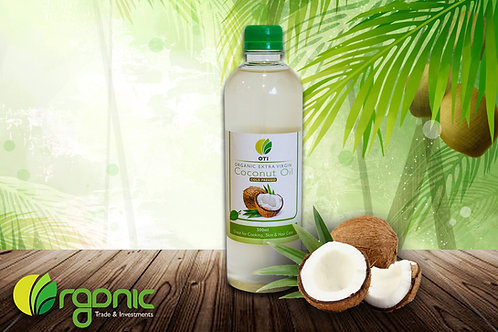 OTI - Cold Pressed Extra Virgin Coconut Oil (25 Lts)