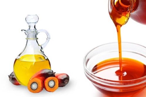 Pure Palm Oil & Palm Kernel Oil From Ghana (25 Liters)