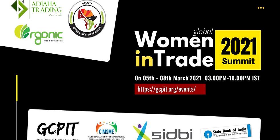 Global Women in Trade Summit 2021