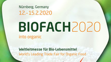BIOFACH 2020 Germany: OTI Will Be Represented By XO Solution