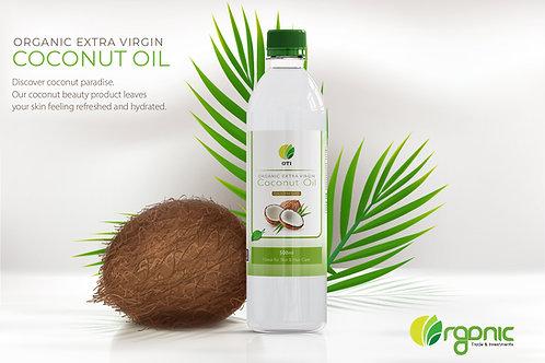 OTI - Cold Pressed Extra Virgin Coconut Oil