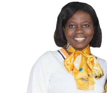 Esther Ama Asante, CEO of Organic Trade and Investments