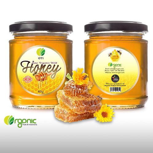 OTI Raw Wild Honey - 100% Pure (25kg)