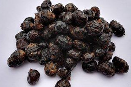 Natural Raw Tiger Nuts (black & brown) from Ghana - 25kg