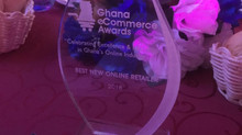 "GHANA MAIDEN E-COMMERCE AWARDS: OTI RECEIVES ""BEST NEW ONLINE RETAILER OF THE YEAR 2018"" AWARD"