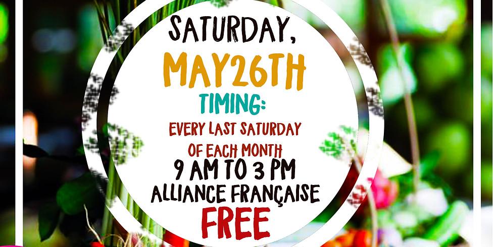 Saturday Organic Market -- Fourth Edition (1)