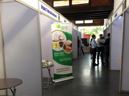 Coverage - Organic Trade & Investments Exhibits at the 4th eCommerce Expo