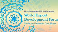 OTI at The World Export Development Forum 2019, Ethiopia