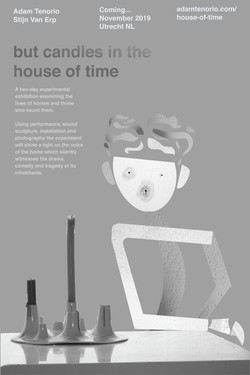But Candles in the House of Time