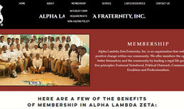 alzforreview A national non-collegiate service fraternity for p...