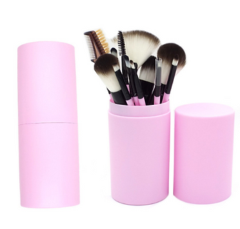 12pc Professional Make-up Brush Set