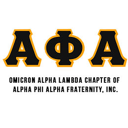 Omicron Alpha Lambda Chapter of Alpha Ph