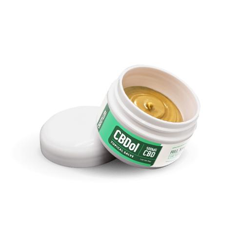 CBDol Topical – CBD Salve – 500mg