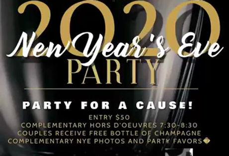 2020 NYE Fundraiser