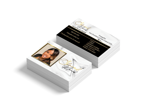 UV Gloss Business Cards