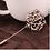 Thumbnail: Classic Hollow Double Lion Lapel Pins