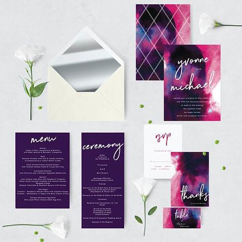 Wedding Stationary_NIRAY Wedding post_Lo