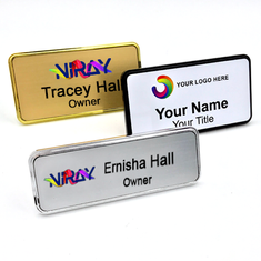 Name Badge or Name Tag