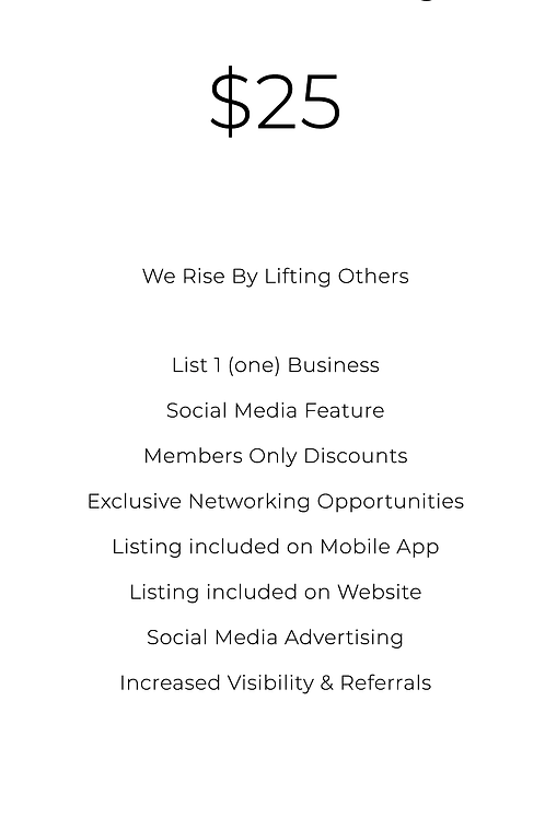 1 Business Listing