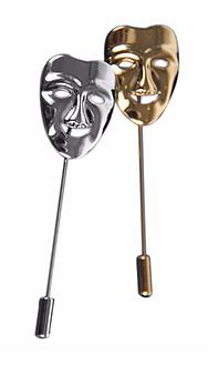 Mask Lapel Pin