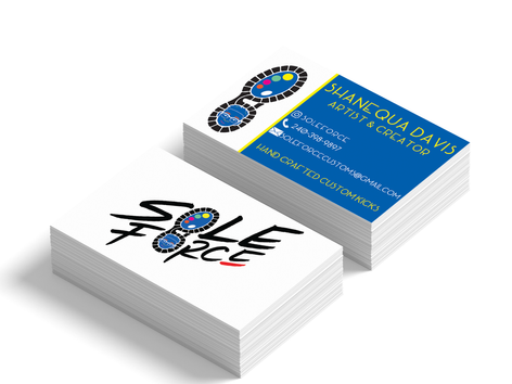 Sole Force Business Card