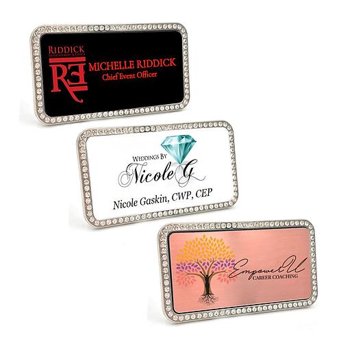 Premium Custom Name Badges