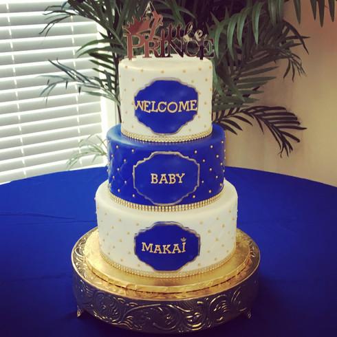 Piggy's Baby Cake