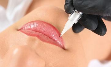 Glam Room Permanent Makeup Lip Coloring