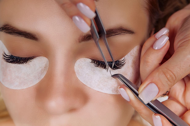 Glam Room Lash Extension Services