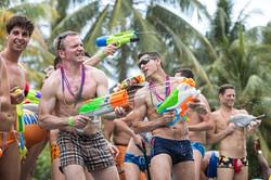 Nadadores Gay Pride Float 2015 1