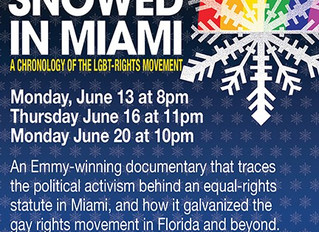 South Florida Gay Rights - Documentary on WPBT2