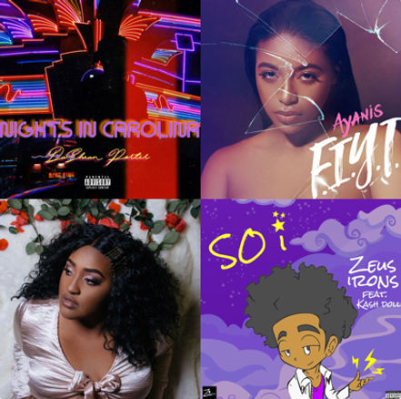 New Artist Discovery The R&B Playlist 15 Artist You Should