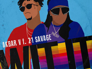 "Stream Akbar V Ft. 21 Savage ""Wit It"""