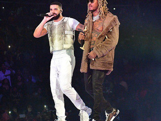 "Drake & Future's ""Big Mood"" Leaks On The Internet"