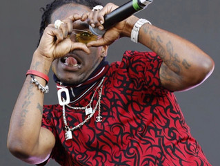 "Lil Uzi Vert Lands Big Week On Billboard Charts With ""Sanguine Paradise"" & ""That's A Ra"