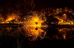 Salida Nocturna Laguna