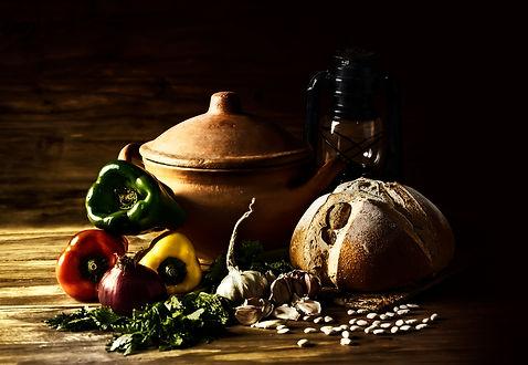 Fotografia de Producto Bodegon Alimentos