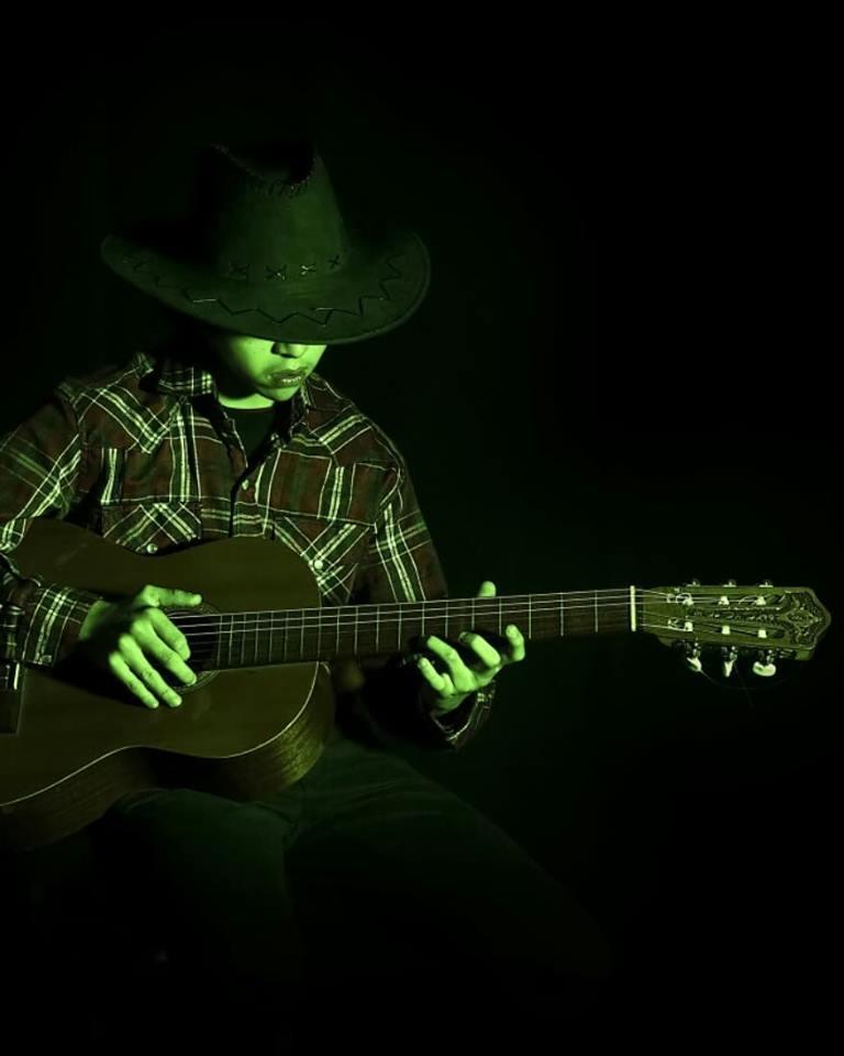 """Prod. Fotografica """"El joven musico"""""""