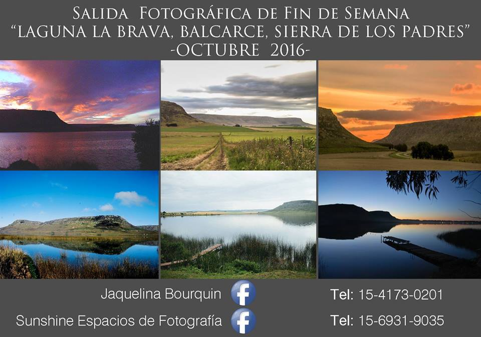 Salida Fotografica Laguna La Brava