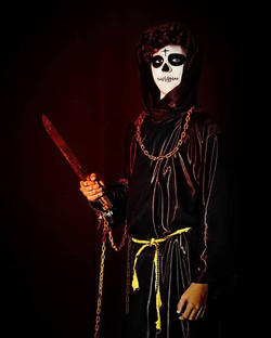 """Produccion Fotografica """"La Muerte"""""""