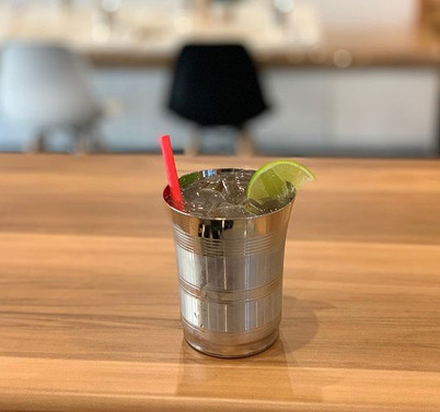 Moscow Mule One of our classic cocktail