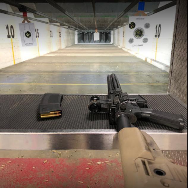Rifle Range New Jersey